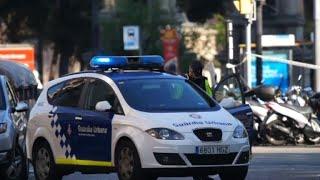 At least two dead in Barcelona 'terror attack'