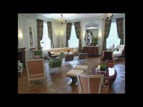 Robert Couturier on The Art of Decoration - Past & Present .wmv
