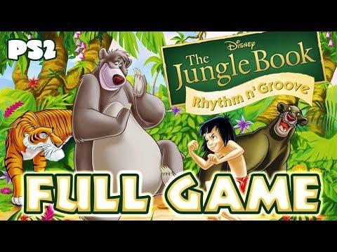The Jungle Book: Rhythm N' Groove FULL GAME Longplay (PS2)