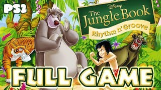 The Jungle Book: Rhythm N' Groove FULL GAME Longplay (PS2)