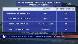Yvelines | L'engagement des jeunes en politique dans le département