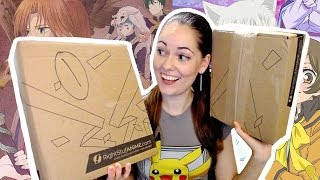 UNBOXING ► Anime DVD & Blu-ray Haul!!!!