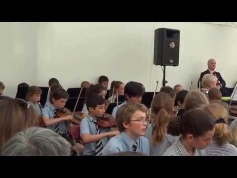 Mark - Devonshire House School Orchestra - Pirates of the Caribbean
