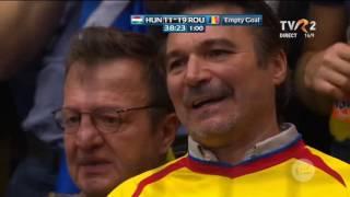 Romania - Ungaria 29-21 CE 2016 ( second half )