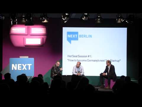 How to become Germany's next Top Startup