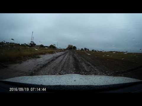 Skoda Yeti и Nissan Qashqai побездорожью в д.Ерзовка