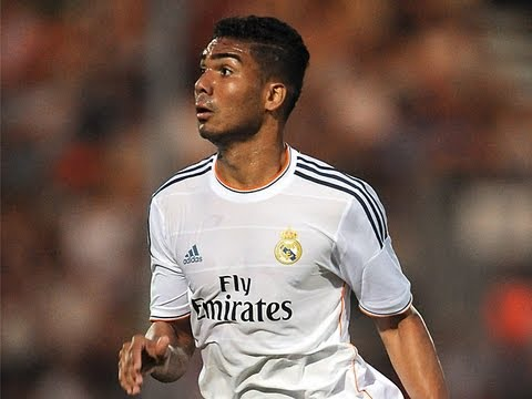 Casemiro | Skills and Goals | São Paulo & Real Madrid