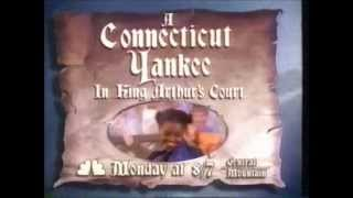A Connecticut Yankee in King Arthur's Court Promo 1989