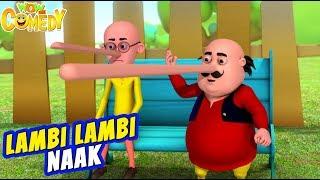 Motu Patlu de dibujos animados en Hindi   Lámpara de la Lámpara de Nak   Ep 79a   a / 3D de dibujos Animados para los Niños