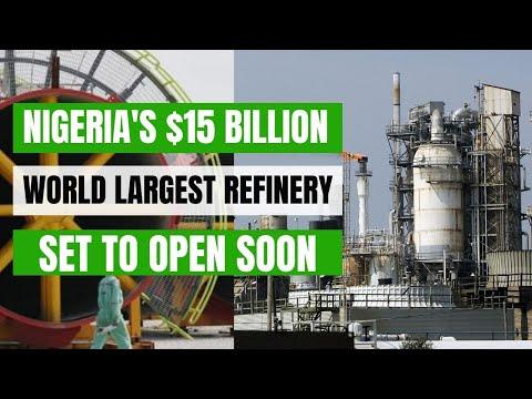 Nigeria's Oil Refining Renaissance - Dangote's $15BN Oil Refinery Plant