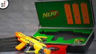 Epic Nerf Gun Case - Shadow Foam