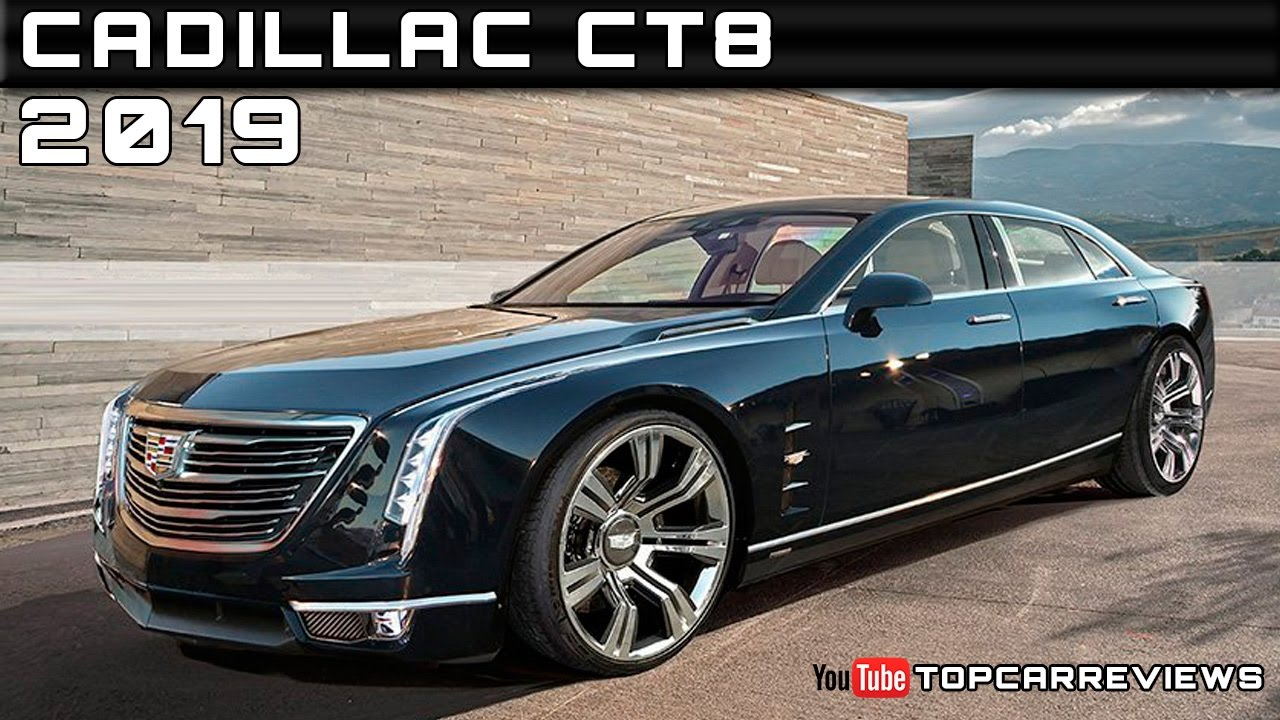 2019 Cadillac CT8 Review Rendered Price Specs Release Date ...