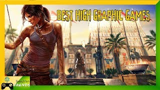 Best High Graphics  REALISTIC Games ¦  PS4 Xbox One PC ---2017 & 2018 | PART - 1