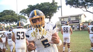 #Cover2 Hawaii high school football scores and highlights 8/4/17