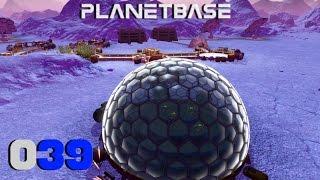 PLANETBASE ► [039] Biologenarmy ► Let