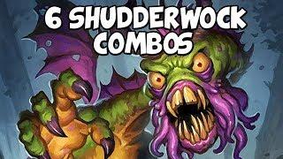 6 Dumb Shudderwock Combos