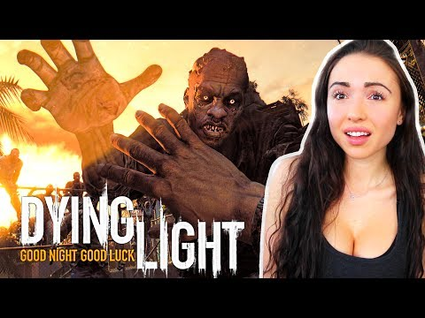 ZOMBIE APOCALYPSE!! - Dying Light