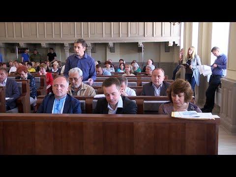 У Коломиї говорили про стихійні ринки, заклади освіти та стратегію розвитку