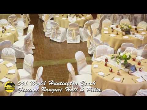 Wedding Reception Locations Huntington Beach | Orange County | Large Banquet Halls For Rent