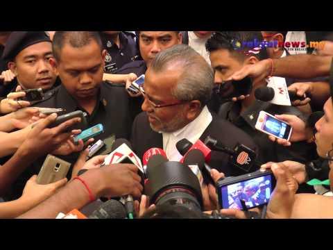 DNA Lelaki &39;Y&39; Milik Anwar Ibrahim - Shafee