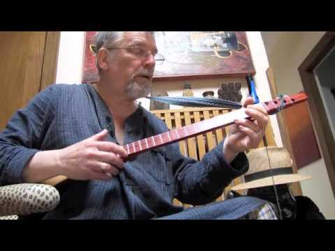 Chromatic Strumstick Open Tuning Bar Chords Youtube