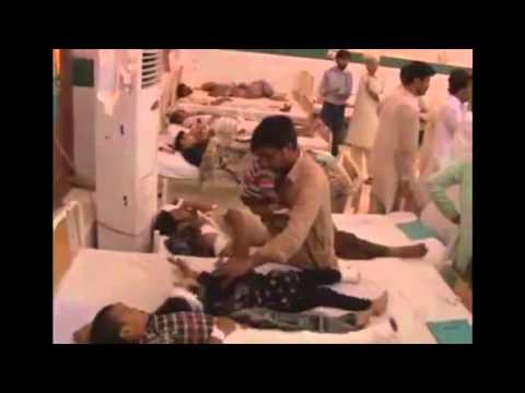 Dozens killed in Pakistan bus crash