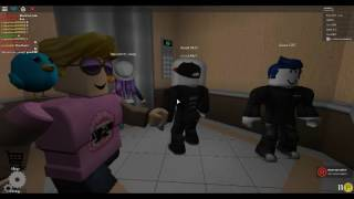 ROBLOX LET'S PLAY   The Normal Elevator   C013 Huff and friends!