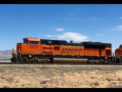 [HD] Railfanning the BNSF transcon in Northern Arizona! (Day 1: Kingman to Flagstaff)