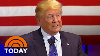ny attorney general sues president donald trump foundation alleging illegal conduct today