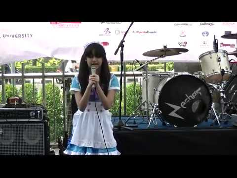 Kiara - Kanade (Amamiya Sora cover/karaoke) @ Bijac no Tanjoiwai 8