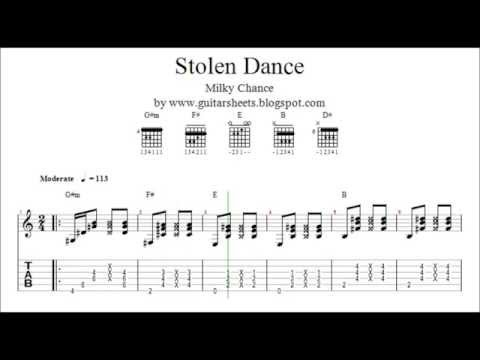 ♫ MILKY CHANCE - Stolen Dance ♫ Easy Guitar Lesson ♫ !!! DOWNLOAD ...