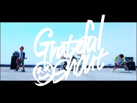 HOTSQUALL「Grateful Shout」Official Music Video