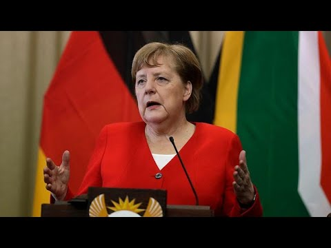 Merkel Estalla Contra La CDU De Turingia Tras Romper El Cordón Sanitario A La Ultraderecha