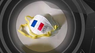COVID 19   la France en gestion de crise