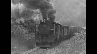 【名寄本線 SL音の記録】名寄本線 貨1690レ 49649+49648重連牽引 貨物列車 上興部駅~一の橋駅間 通過音 1974 5