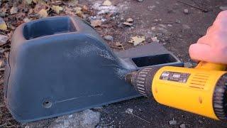 видео Удаление царапин на пластике в салоне автомобиля: чем убрать, как отполировать, устранение и ремонт
