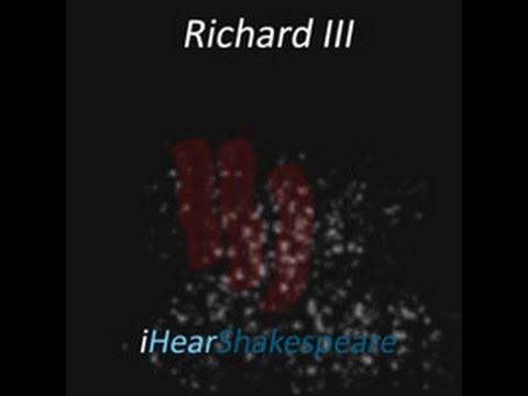 """""""Richard III"""" (synopsis of Shakespeare's """"Richard III"""")"""