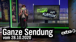 Extra 3 vom 28.10.2020 mit Sarah Kuttner