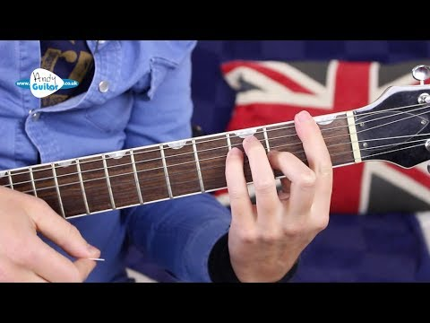 10 Essential Guitar Bar Chords Tutorial Youtube