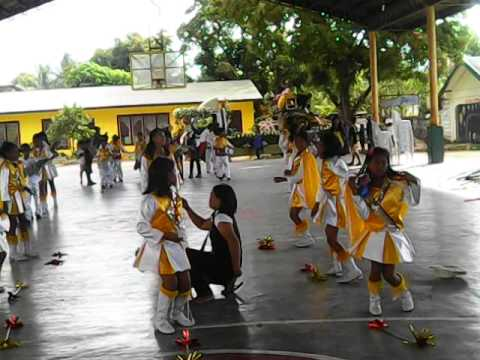 DRUM AND LYRE OF BAGONG FLORES ELEMENTARY SCHOOL L