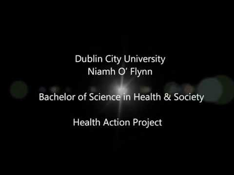 Health Action - Stress for Success Campaign
