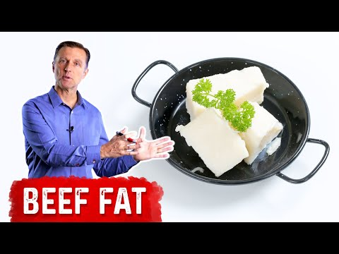 5 Ways Tallow (Beef Fat) Can Help You Lose Weight