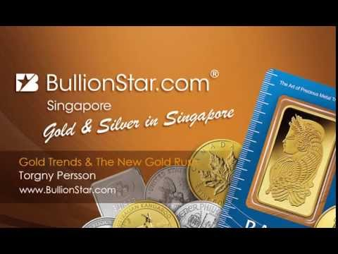 BullionStar: Torgny Persson, CEO, on Gold Trends & The New Gold Rush