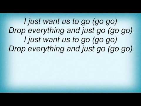 Lionel Richie - Just Go Lyrics
