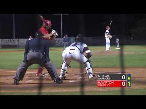 Nansemond River Warriors v Hampton Crabbers - Baseball - May 25, 2017