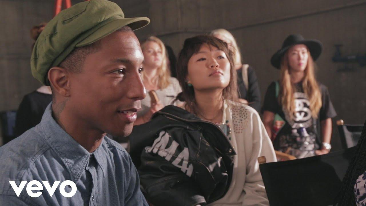 pharrell-williams-freedom-behind-the-scenes-pharrellwilliamsvevo