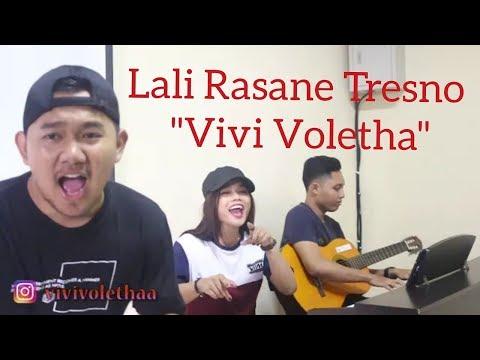 Lali Rasane Tresno ( Via Vallen )   - Cpt : Bayu G2B / ACW  cover by Vivi voletha Ft Enka dan Chefi