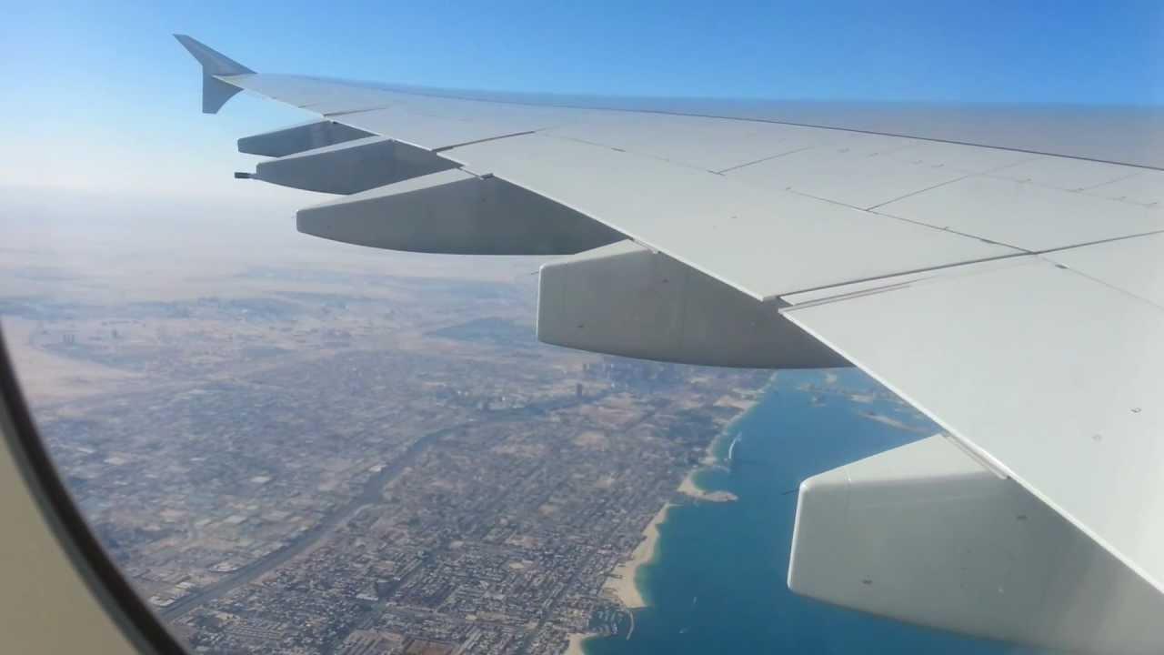Emirates Airbus A380 Dubai-Munich FullHD - YouTube