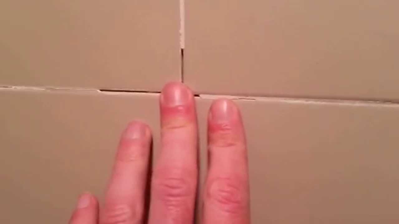 Voegen badkamer vervangen youtube