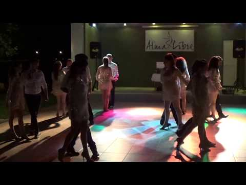 Kizomba Choreography by Alma Libre 16-06-17